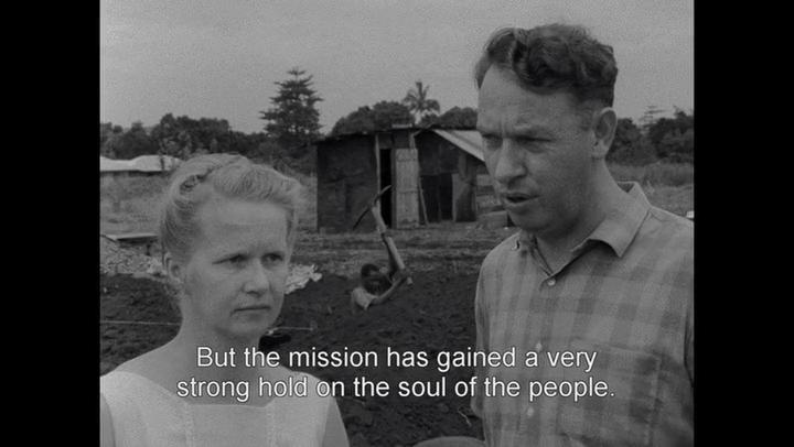 """Imazh shkëputur nga dokumentari për Frantz Fanon """"Concerning violence"""""""