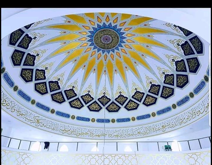 Xhamia ne Koder-Kamez, foto nga rrjeti